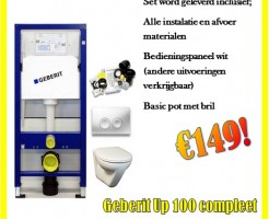 geberit toilet